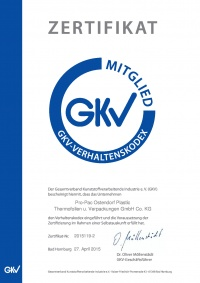 GKV Code of Conduct